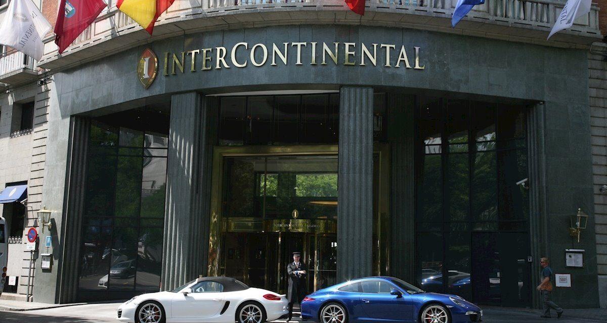 Semana Santa de lujo en el hotel Intercontinental de Madrid