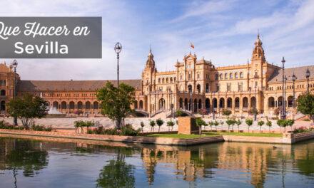 Sevilla, un lugar para visitar todo el año