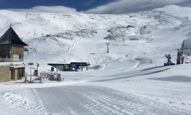 Sierra Nevada abrirá sus puertas el próximo sábado 23 de noviembre