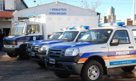 Sin policía en Bahía