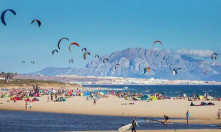 Tarifa, el turismo del viento