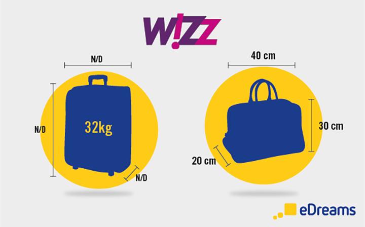 Tarifas baratas con Wizz Air