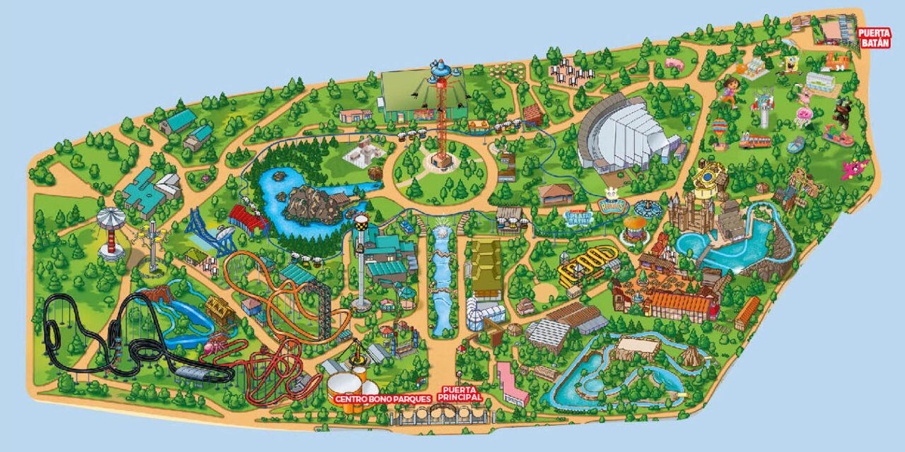 Todo sobre el Parque de Atracciones de Madrid