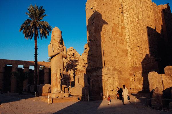 Tragedia turística en Luxor