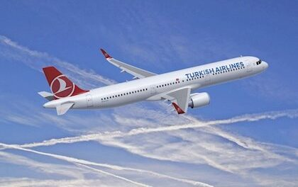 Turkish Airlines compra 117 aviones a Airbus