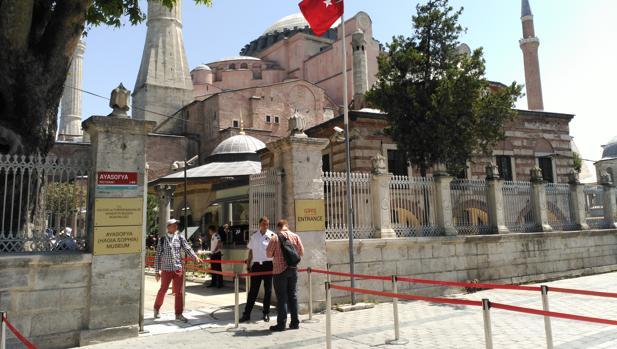 Turquía se desploma en el turismo