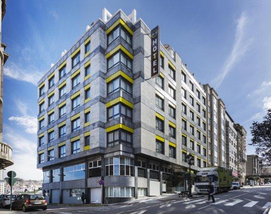 Un hotel en Vigo de 4 estrellas recomendable