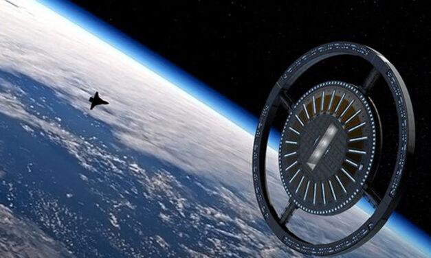 Un nuevo hotel espacial en proyecto