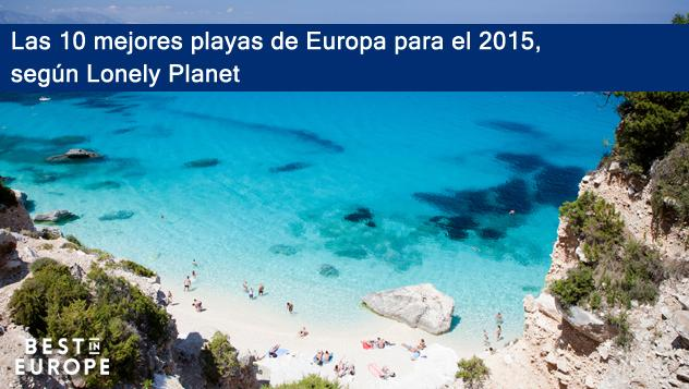 Valencia cuenta con algunas de las mejores playas del mundo según Lonely Planet