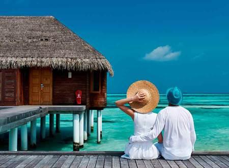 Viaja a Maldivas en tu luna de miel