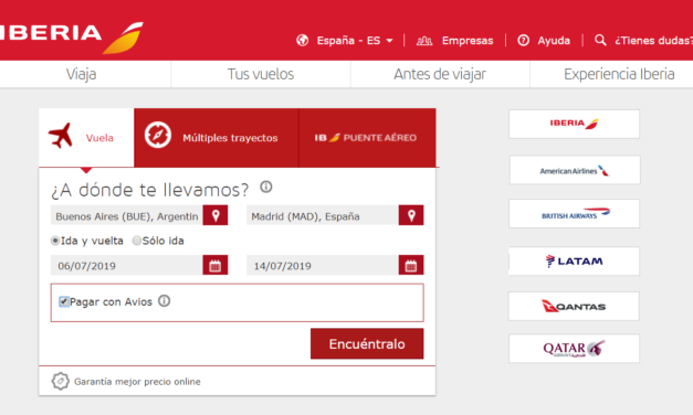 Viaja más barato con Avios de Iberia Plus