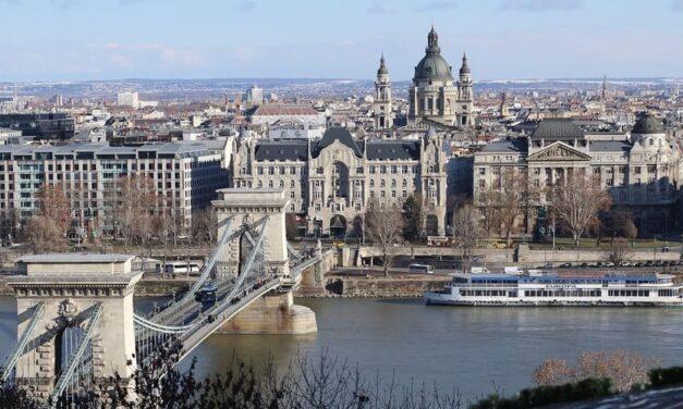Viajar a Budapest en enero