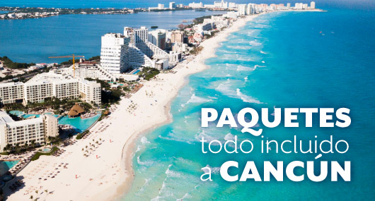 Viajes a Cancún