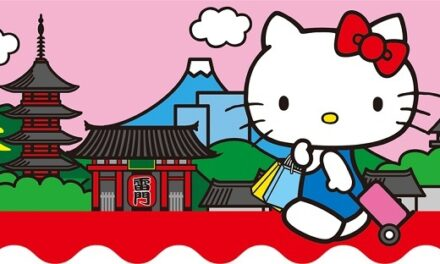 Visita Japón con Hello Kitty