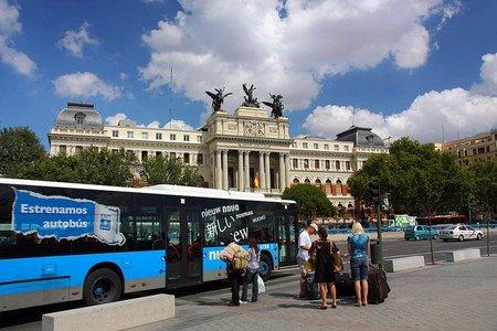 Wi-Fi gratis en los autobuses de Madrid