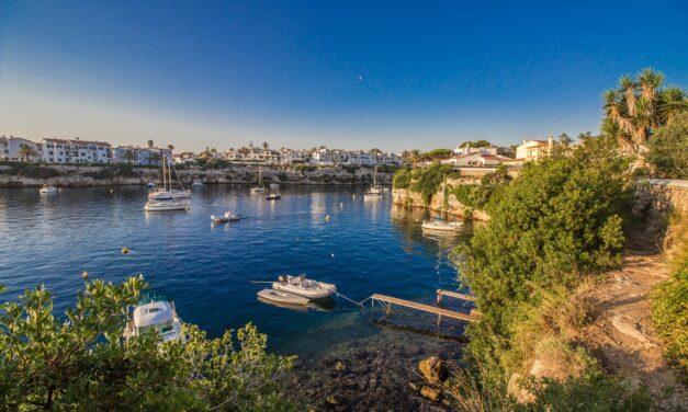 En Menorca sobre ruedas