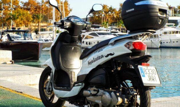 Alquiler de motos aeropuerto de Palma de Mallorca